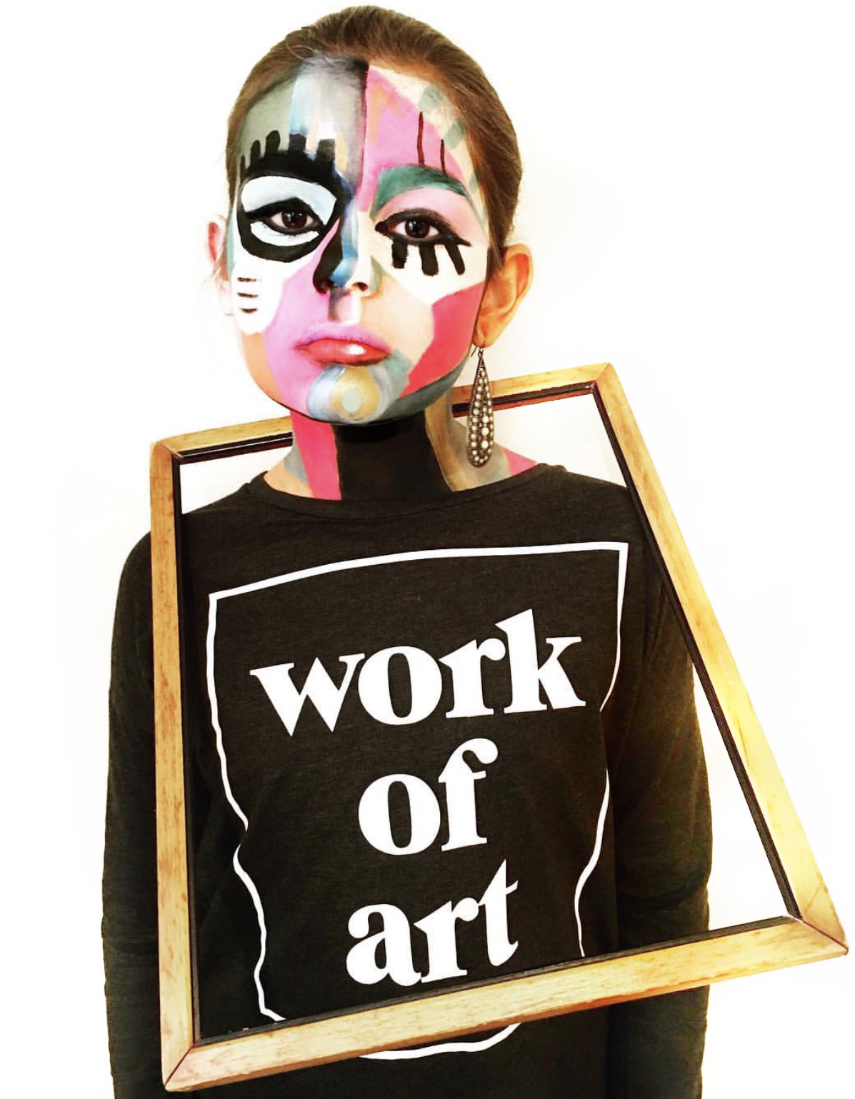 ARTIST + WORK OF ART COSTUME