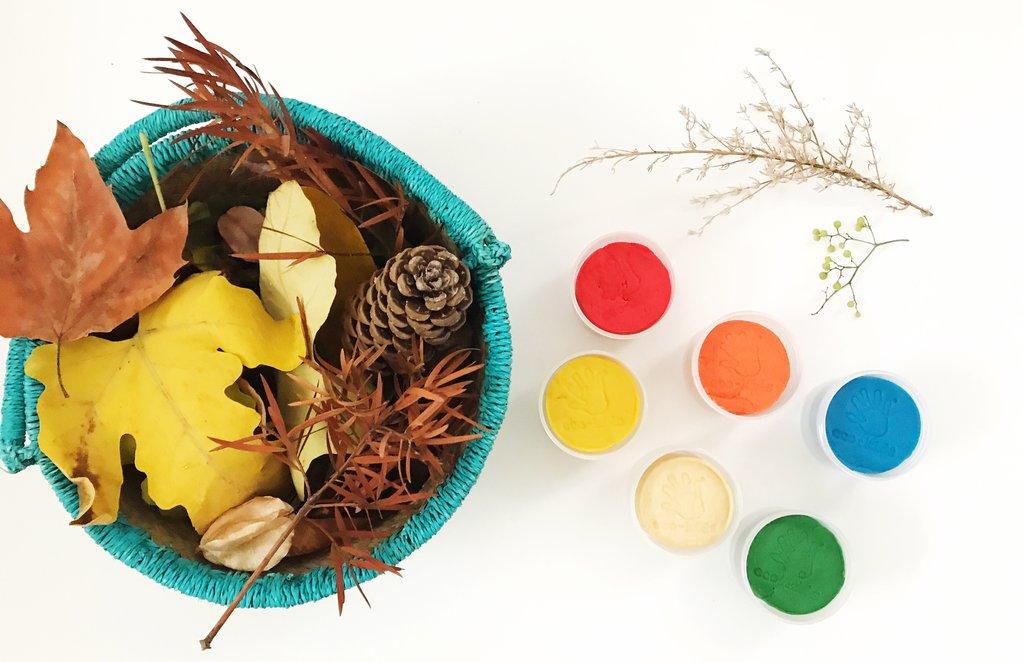 Art invitation: Nature + Eco Dough