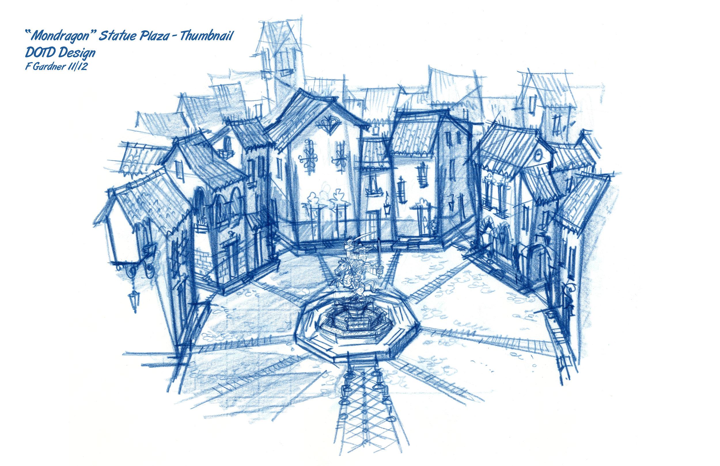 Mondragon Statue Plaza.jpg