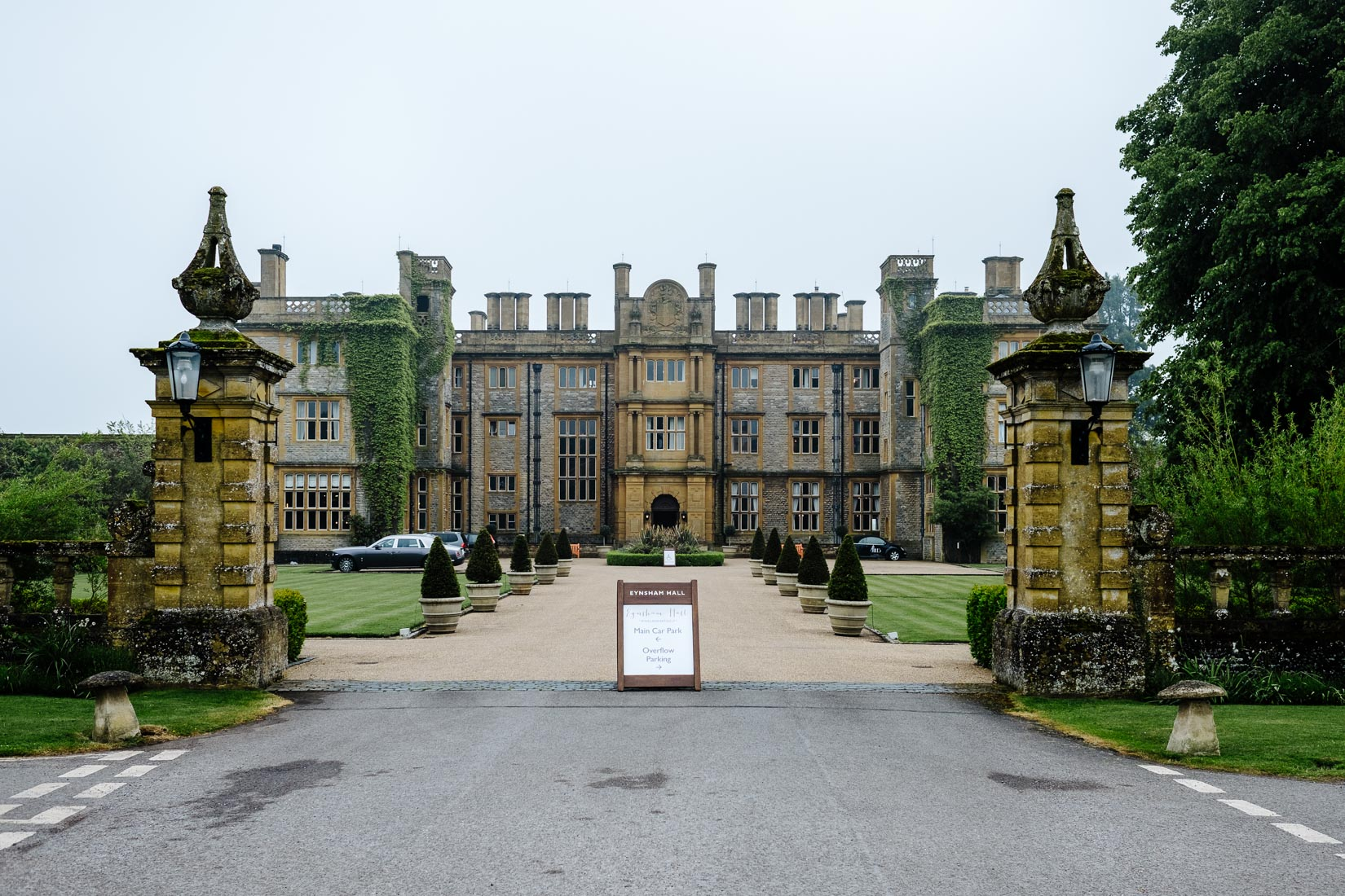 Eynsham Hall, we will be attending the Guides for Brides Wedding Fair here on Jan 13th.
