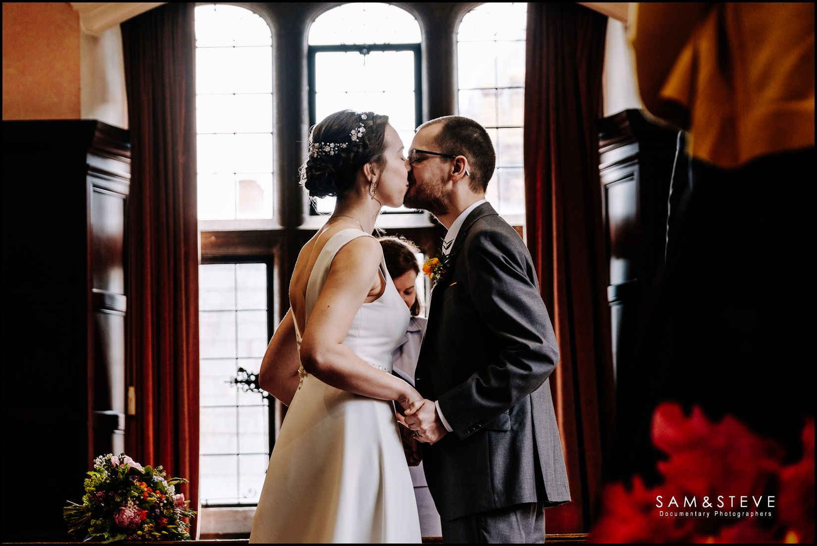 Jam Factory Oxford Wedding of Hannah and Mike