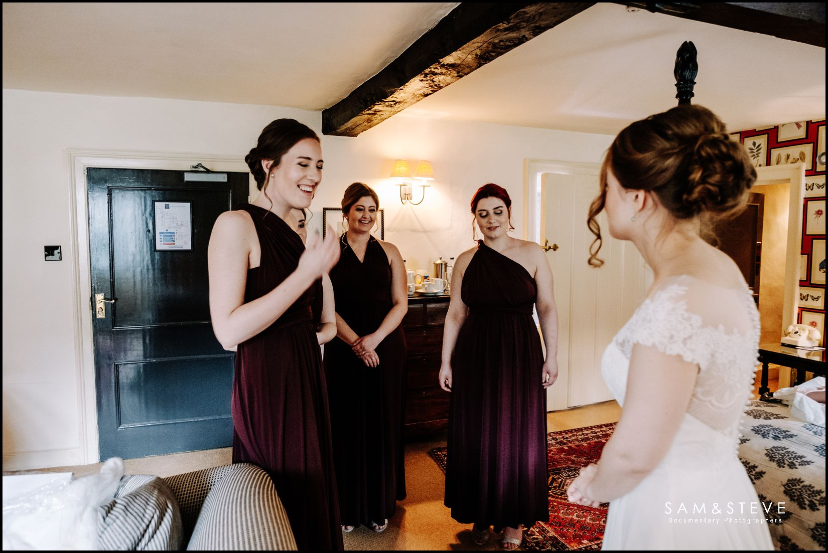 Baytree Hotel Burford Wedding of Joanne and Matt, by Sam and Steve Photography