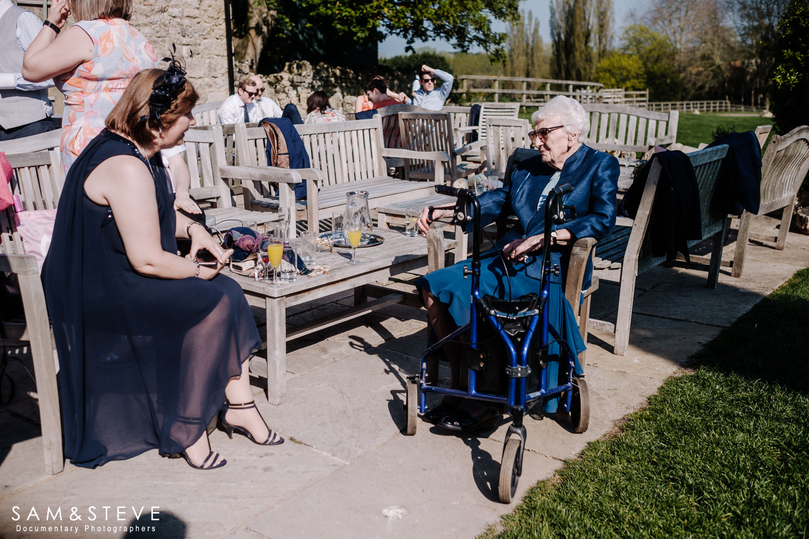 Notley Tythe Barn Wedding Photography, Josie and Rick by Sam and Steve Photography
