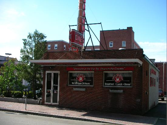 Red Arrow Diner , 61 Lowell St.