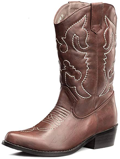 SheSole Women's Western Cowgirl Boots