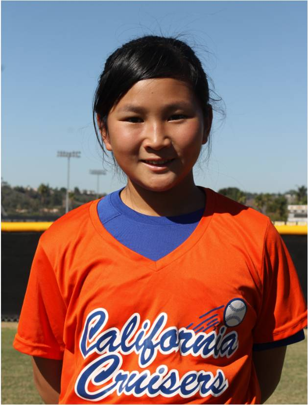 #21 LAWRYN CHEN      Year:       2023     Position(s):         Height: