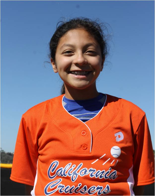 #87 LANA TELLEZ      Year:       2023     Position(s):         Height: