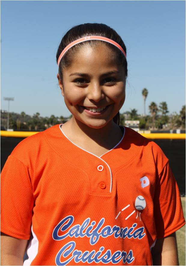#7 GABBY FLORES      Year:       2023     Position(s):    P     Height: