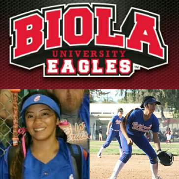 Nikolette Ibarra commits to Biola University!     CONGRATULATIONS to Nikolette Ibarra and her family for committing to play at Biola University. Nikolette plays SS/2B on the 16U Garcia Cal Cruiser team and graduates in 2019.  March 2017