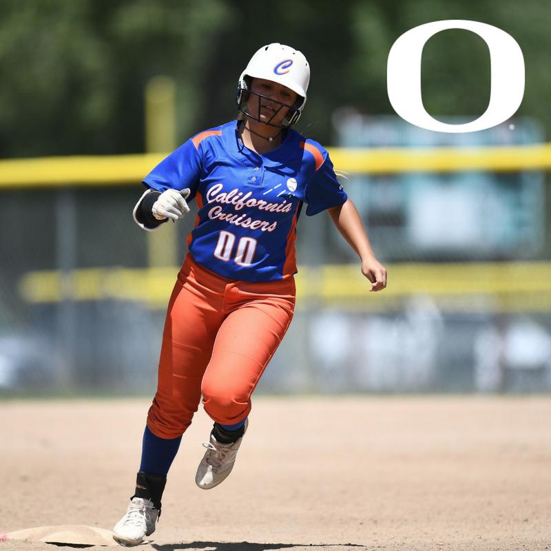 #00 Alyssa Pinto      Grad Year:    2018    Position(s)   :  UT     High School:        College:   Oregon