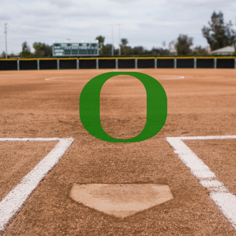 #10 Rachel Cid    Grad Year:  2018   Position(s):  INF   High School:     College:  Oregon
