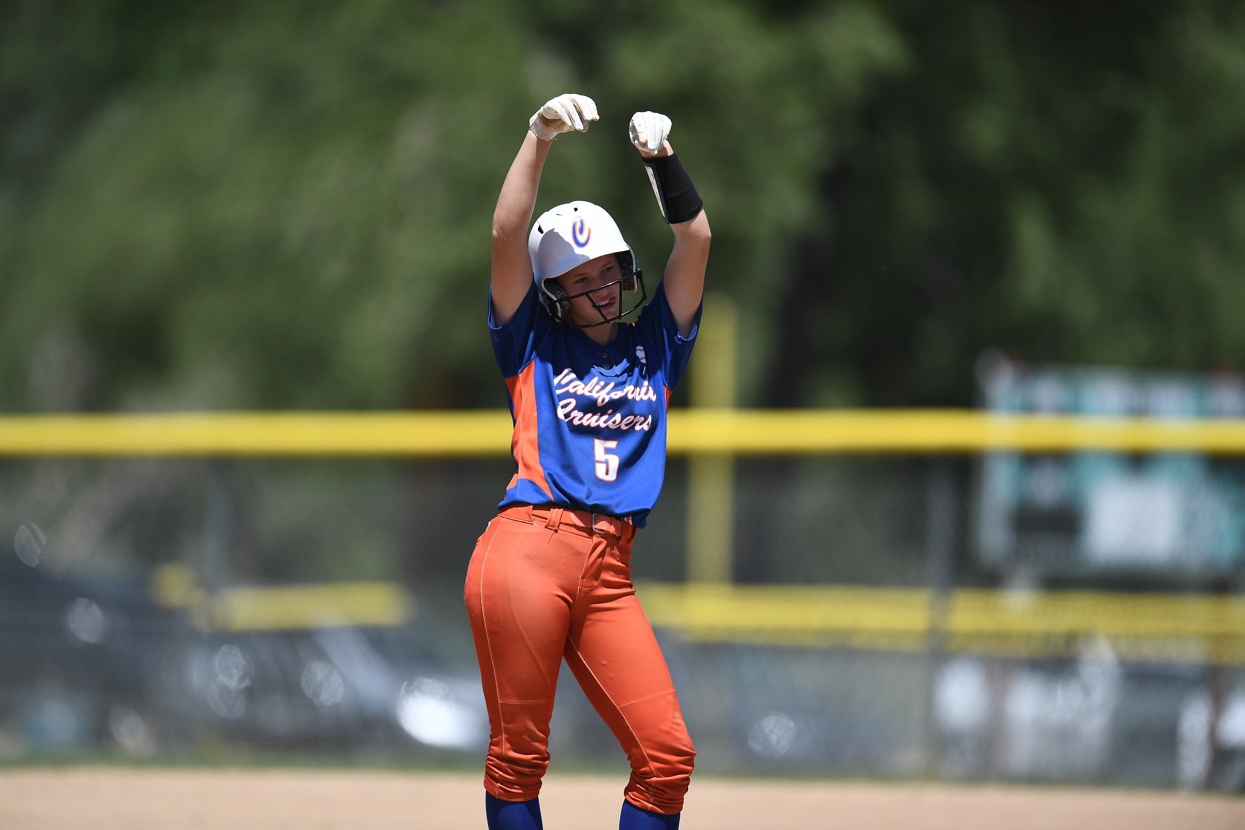 Jas Sievers & Rachel Cid Named To PGF All-American Team
