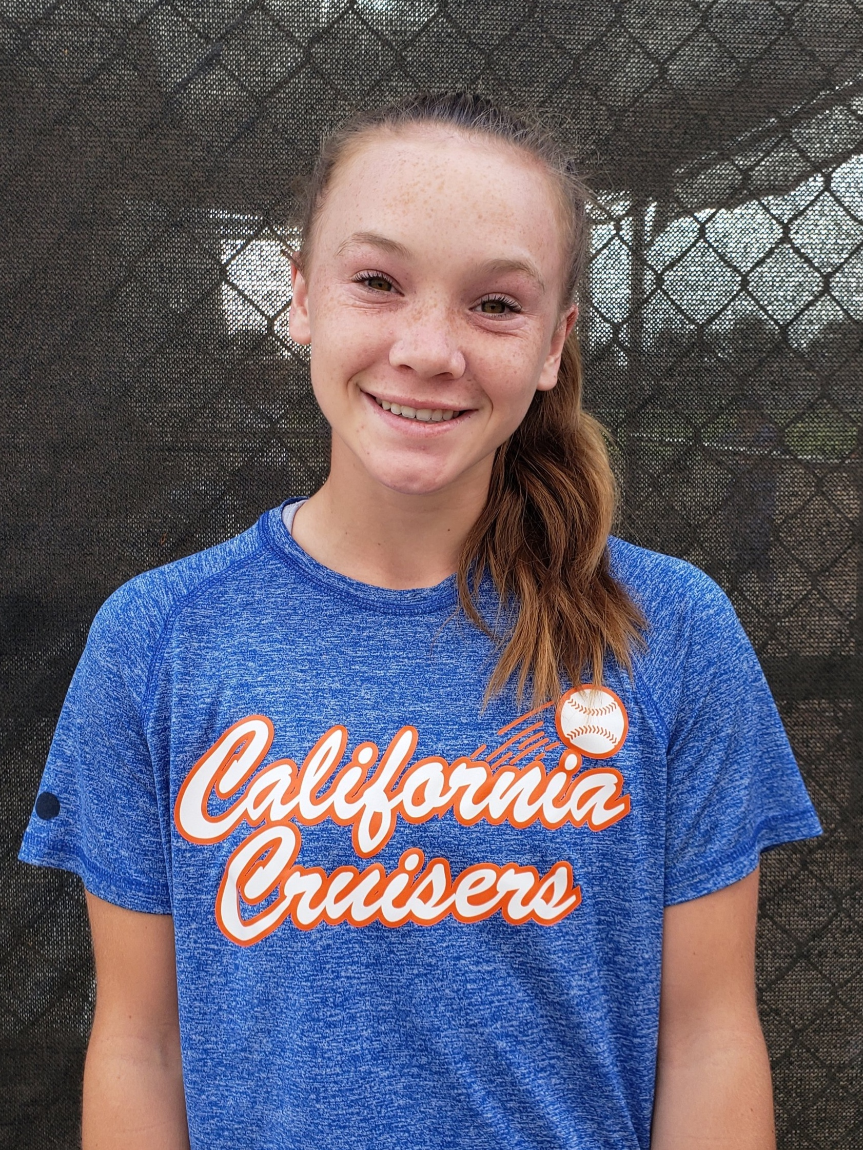 """#7 MADYSON CLARK   Highlight Video: Coming Soon  Grad Year: 2022  Position(s): SS/C  B/T: R/R  Height: 5'5""""  High School: Claremont  College: Uncommitted"""