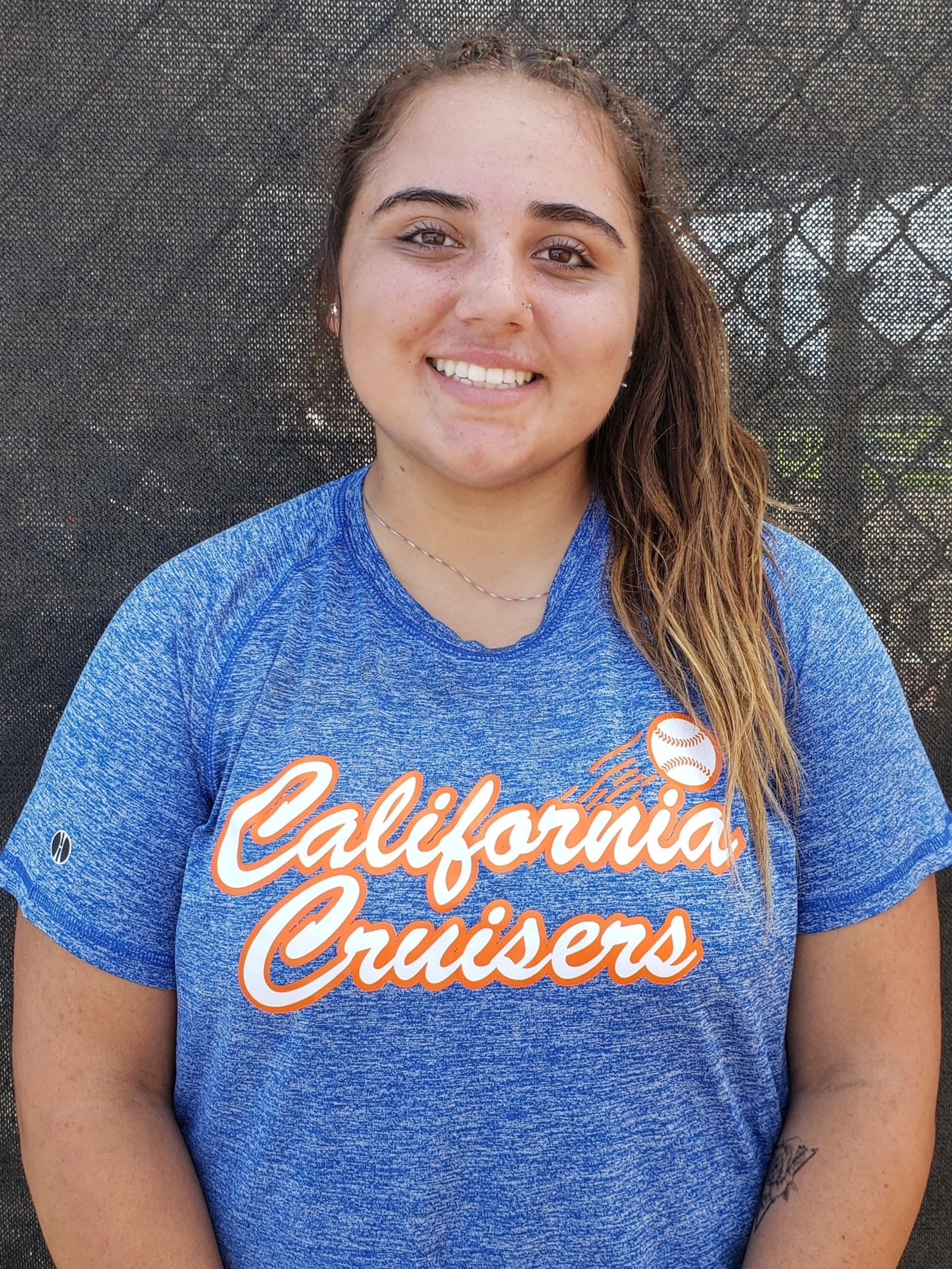 """#77 ALLY MELGAR   Highlight Video: Coming Soon  Grad Year: 2020  Position(s): P/1B  B/T: R/R  Height: 5'4""""  High School: Village Christian  College: Uncommitted"""