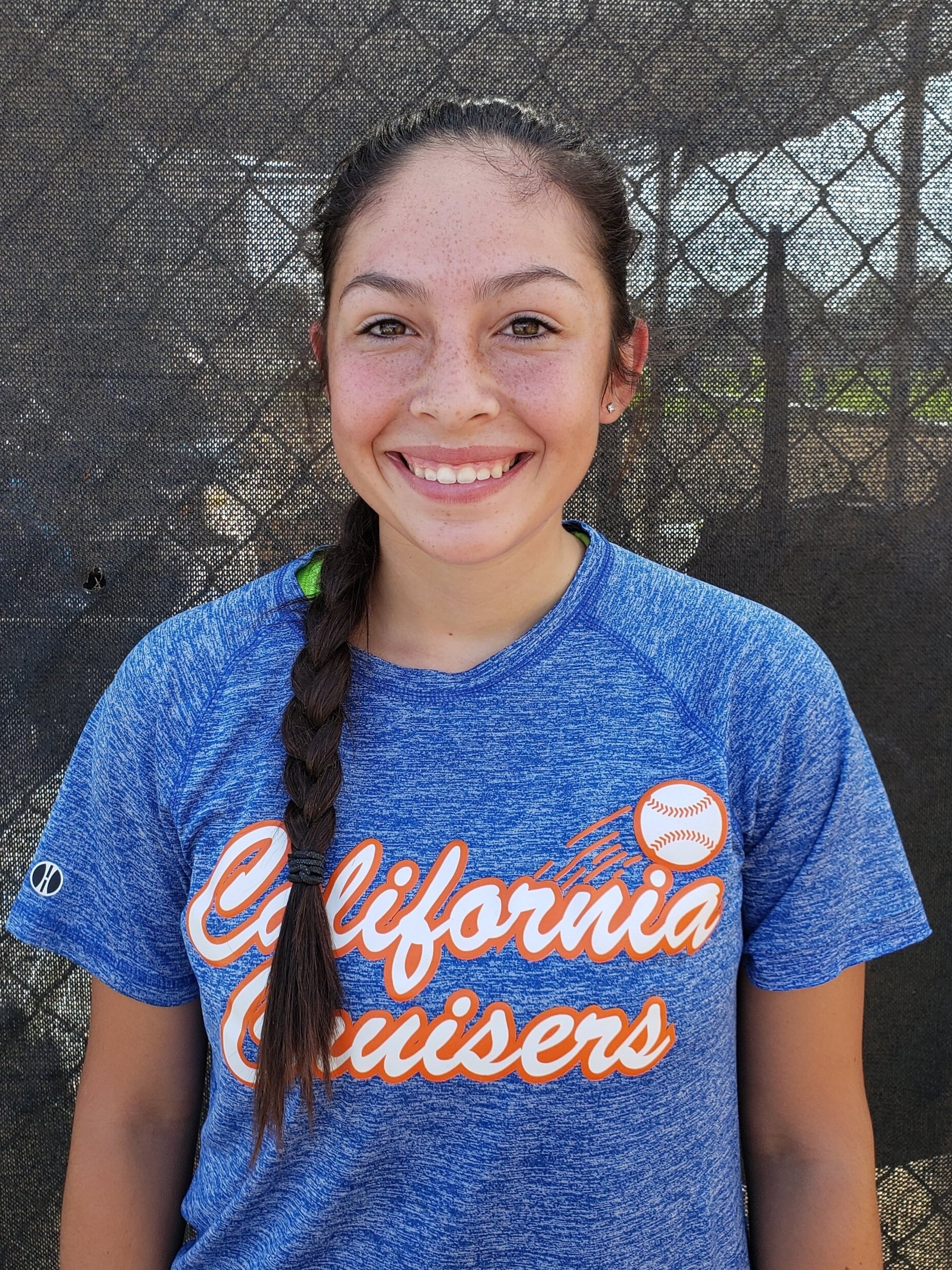 """#  MARIAH CARCANO   Highlight Video: Coming Soon  Grad Year: 2021  Position(s): OF  B/T: R/R  Height: 5'4""""  High School:  College: Uncommitted"""