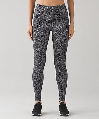 Wunder Under high-rise pants in black and white/black  here  and similar  here . I have worn the black ones SO much already. Work, working out, just around the house. You name it, I'm in these pants!