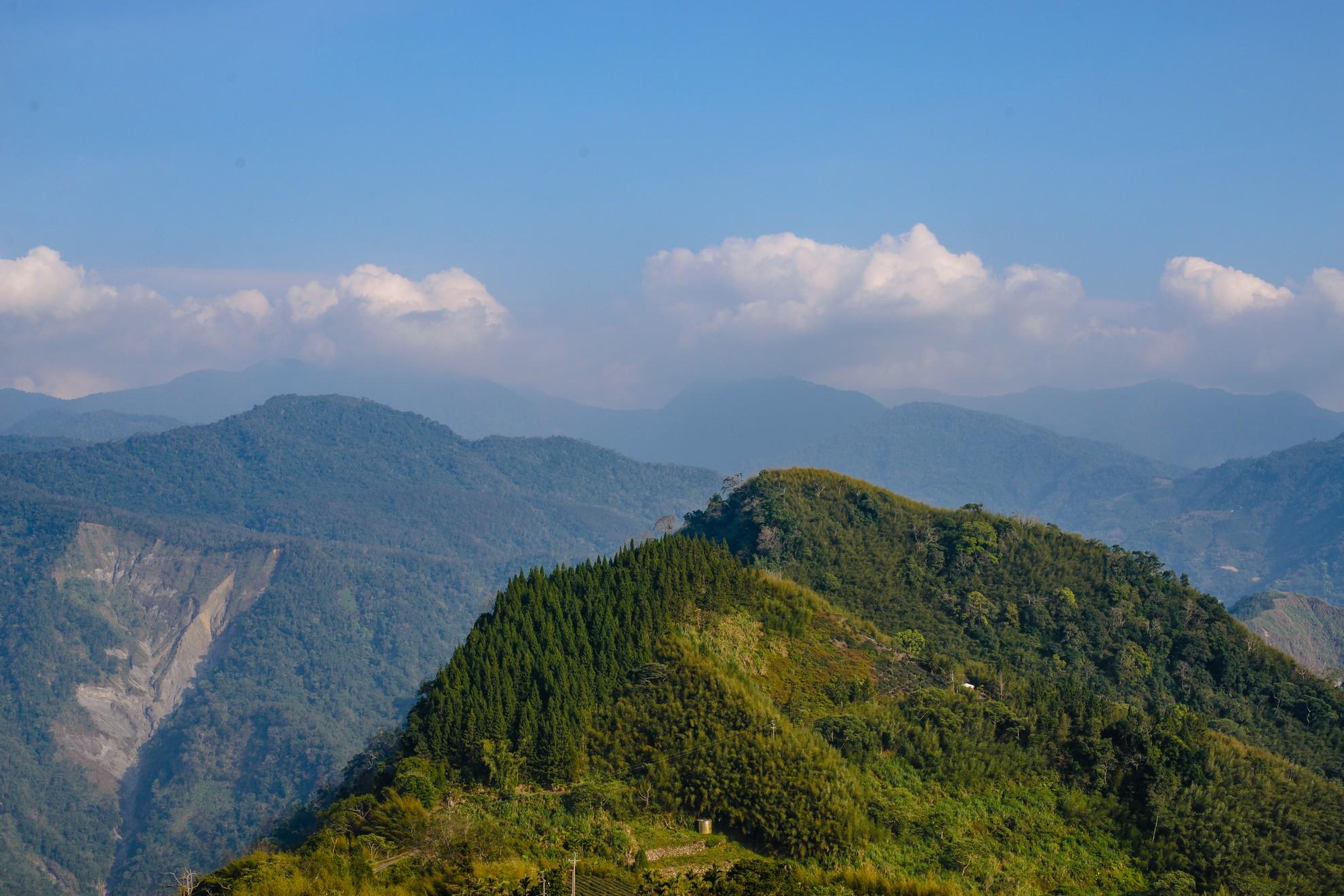 隙頂山景 Xiding