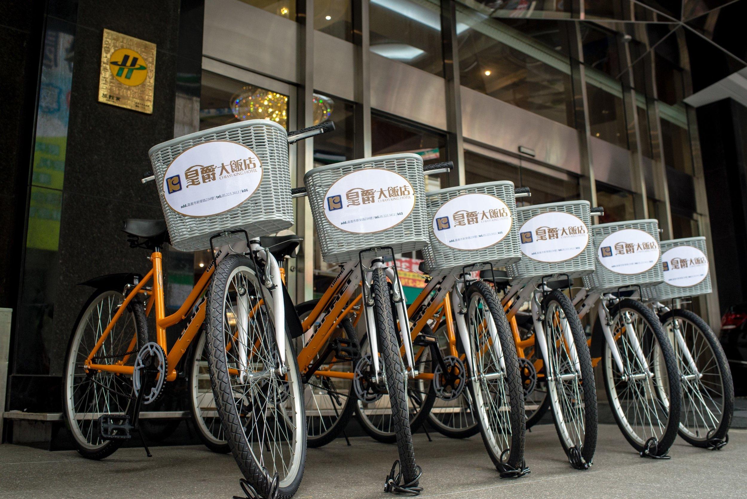 自転車 - 無料貸