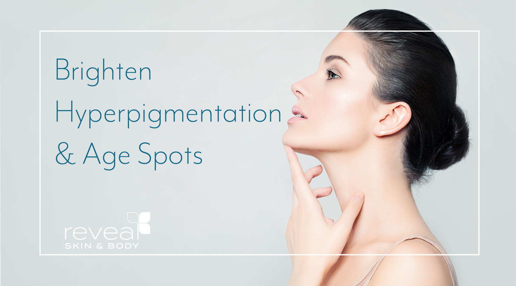 clearing pigmentation and age spots