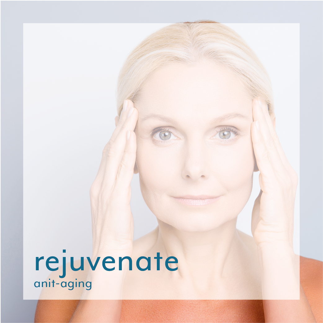rejuvenate ageing skin with reveal skin and body