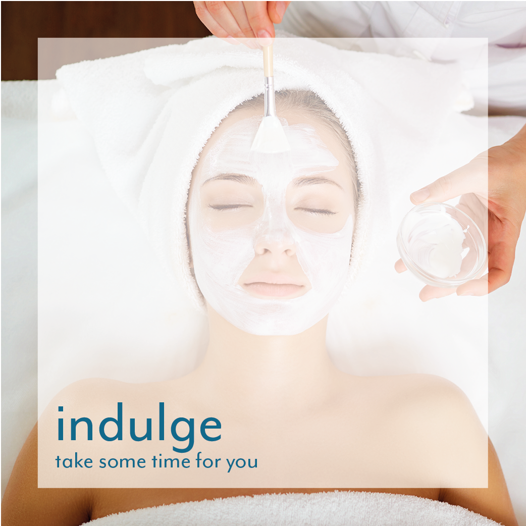 Indulge with relaxing spa treatments at reveal skin and body