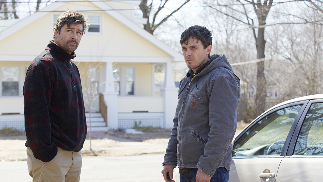 Kyle Chandler and Casey Affleck