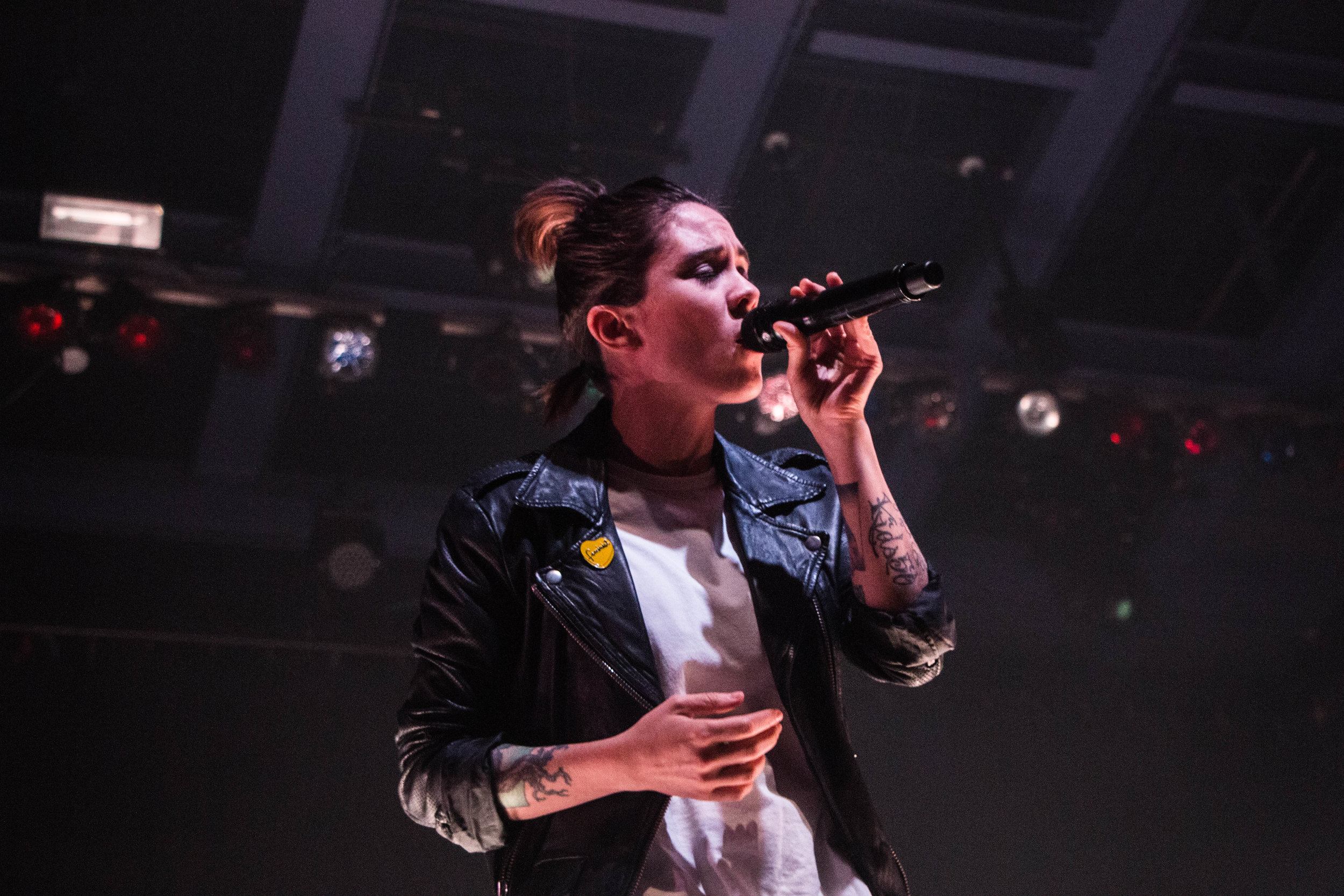 Tegan (Photo by Oscar Rendon)