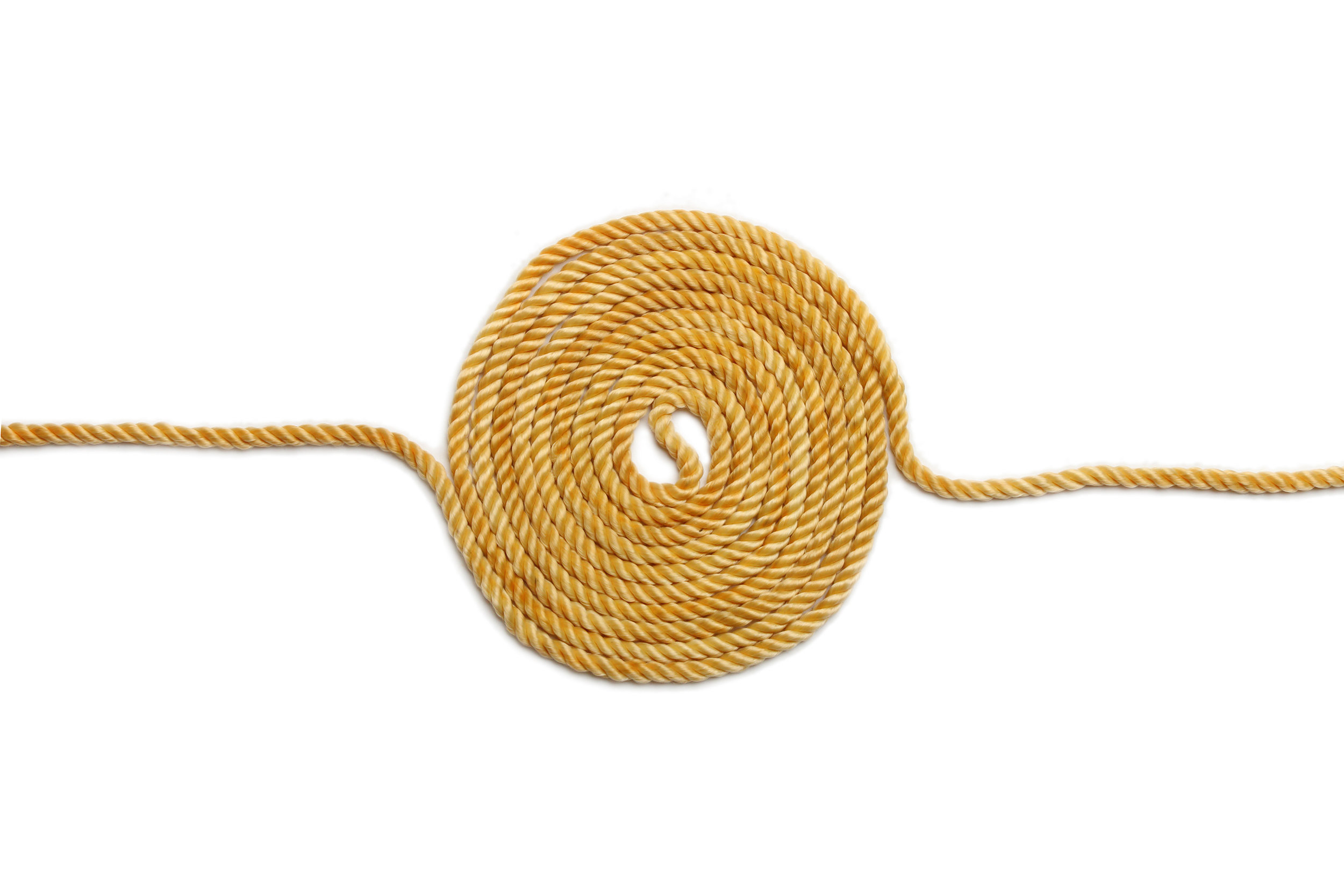 How, or perhaps, Where, would the 2 ends of this rope join up?