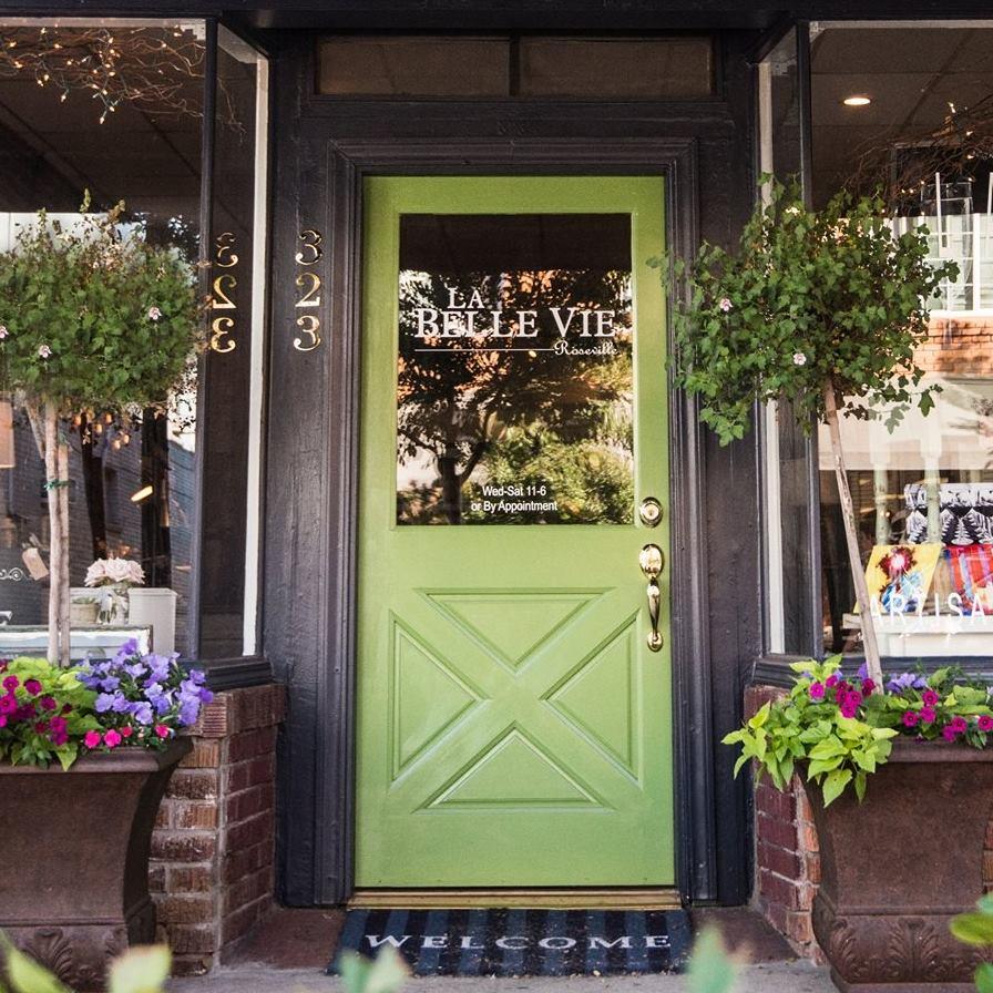 La Belle Vie - 323 Lincoln St.Roseville, CA 95678Open 11-6 WED-SAT