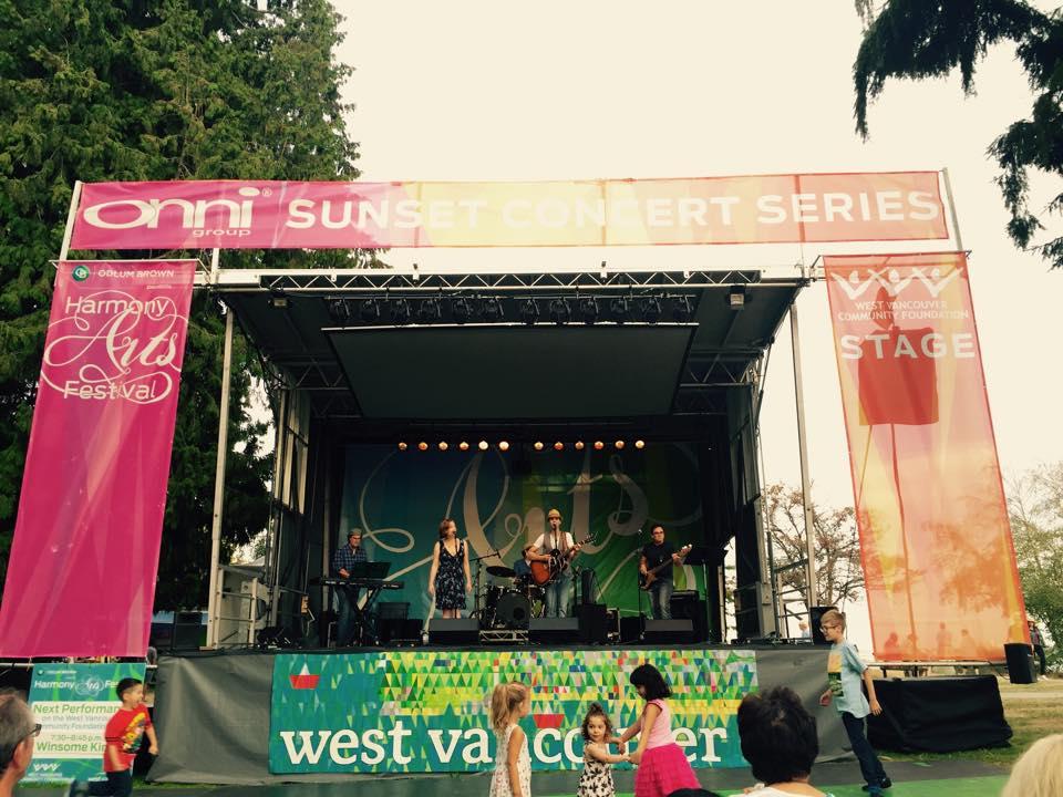 Harmony Arts Festival 2015