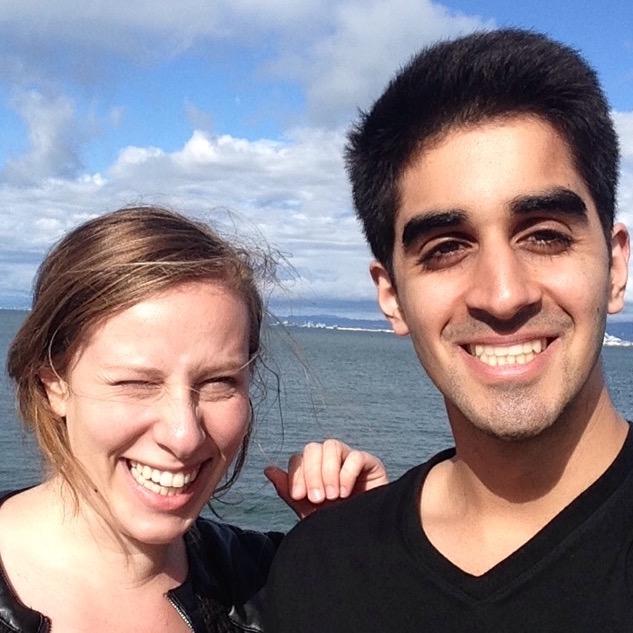 Amelia Friedman & Param Jaggi , Founders at  Hatch Apps