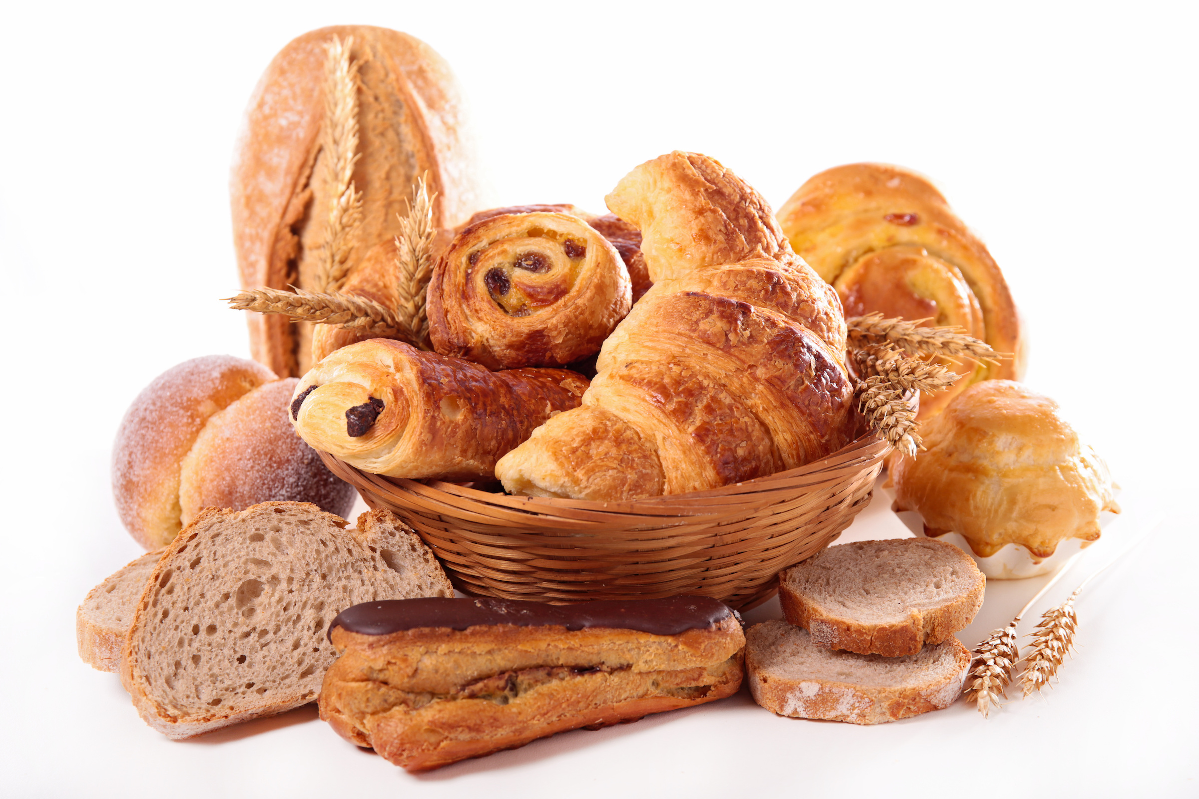 Bakery Goods Refined Carbs