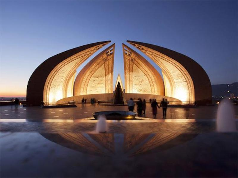 National Monument, Islamabad. Pic Google.