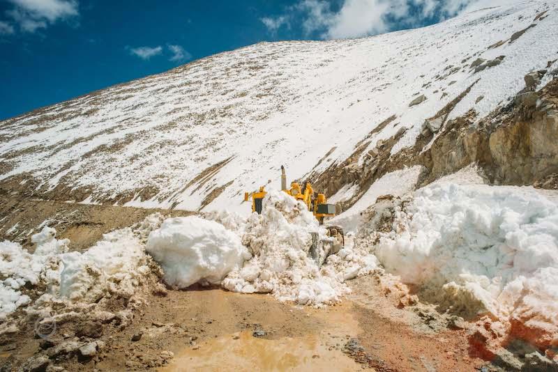 Perjalanan ke Ladakh