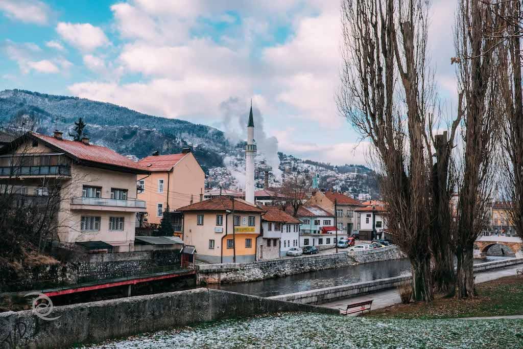 I love Sarajevo to my heartbeat..