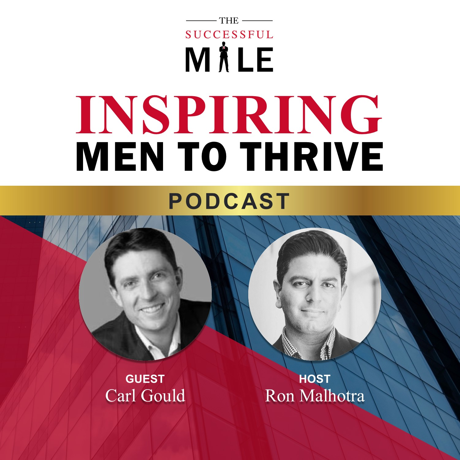The Successful Male Podcast Business Principles For Entrepreneurship With Carl Gould