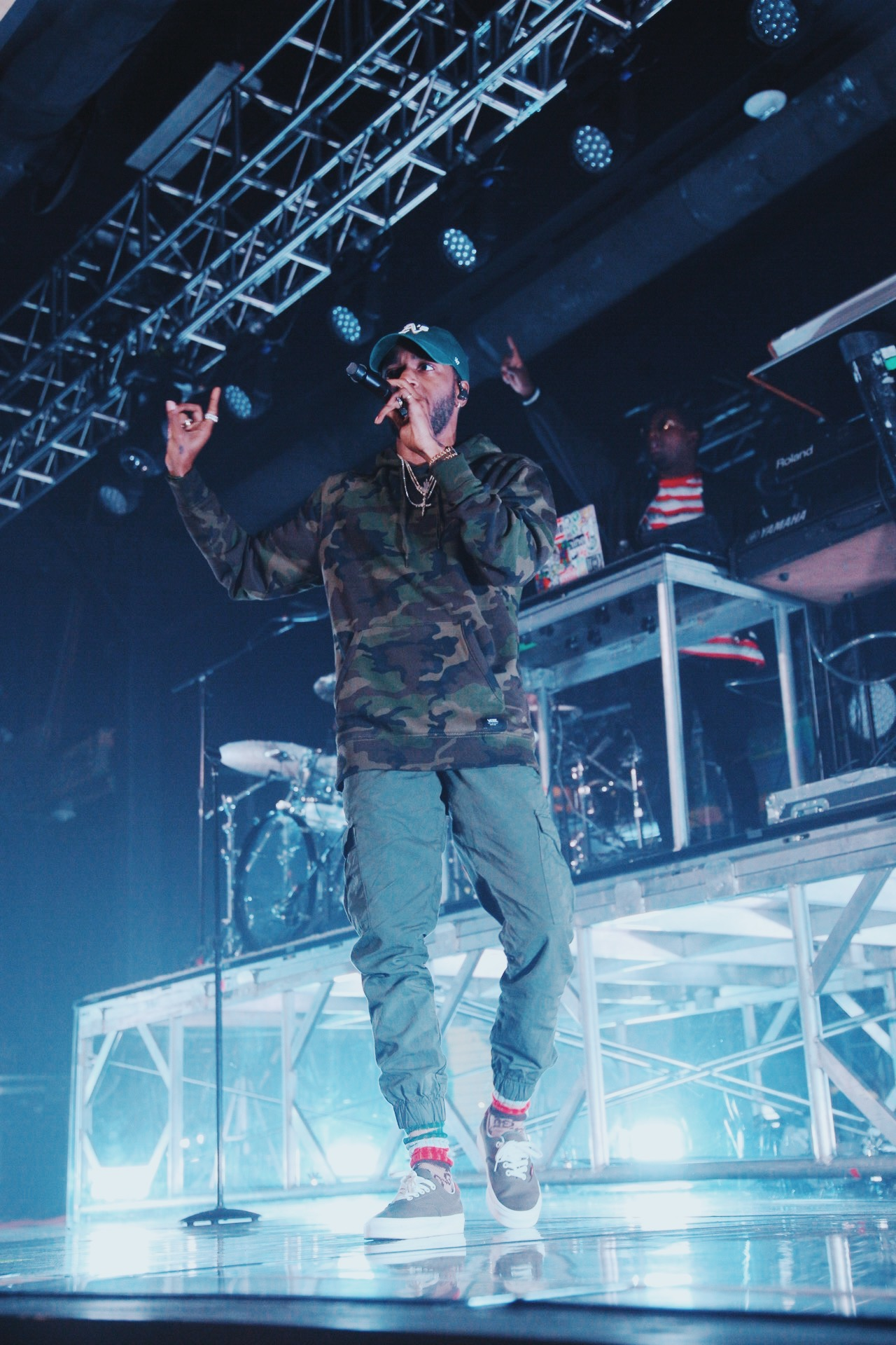 6lack in Phoenix, Arizona in December 2018 - 2.jpg