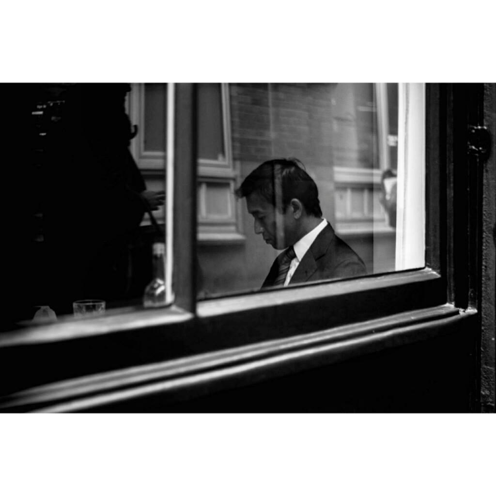 Lunch Break, London - January 2017