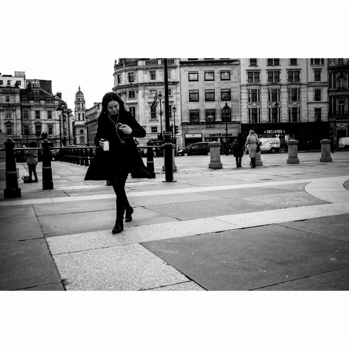 Silhouettes, London - January 2017