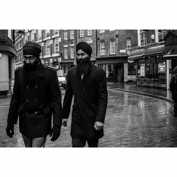 Univer-city, London - January 2017