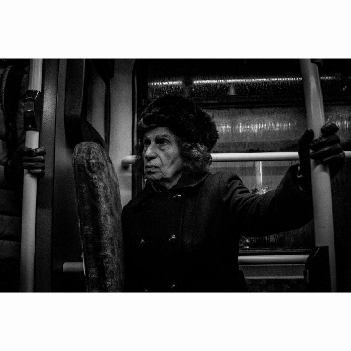 Black hands, London - January 2017