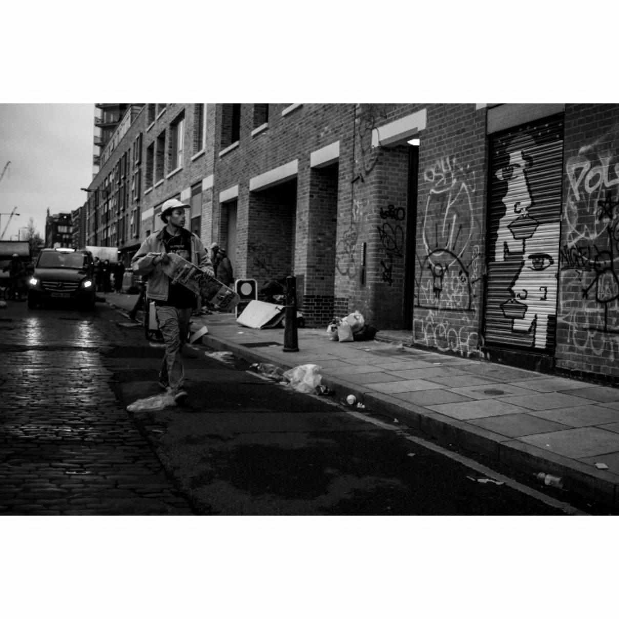 Skater, London - February 5th 2017