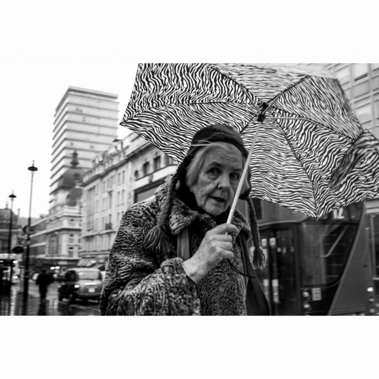 White stripes, London - February 2017