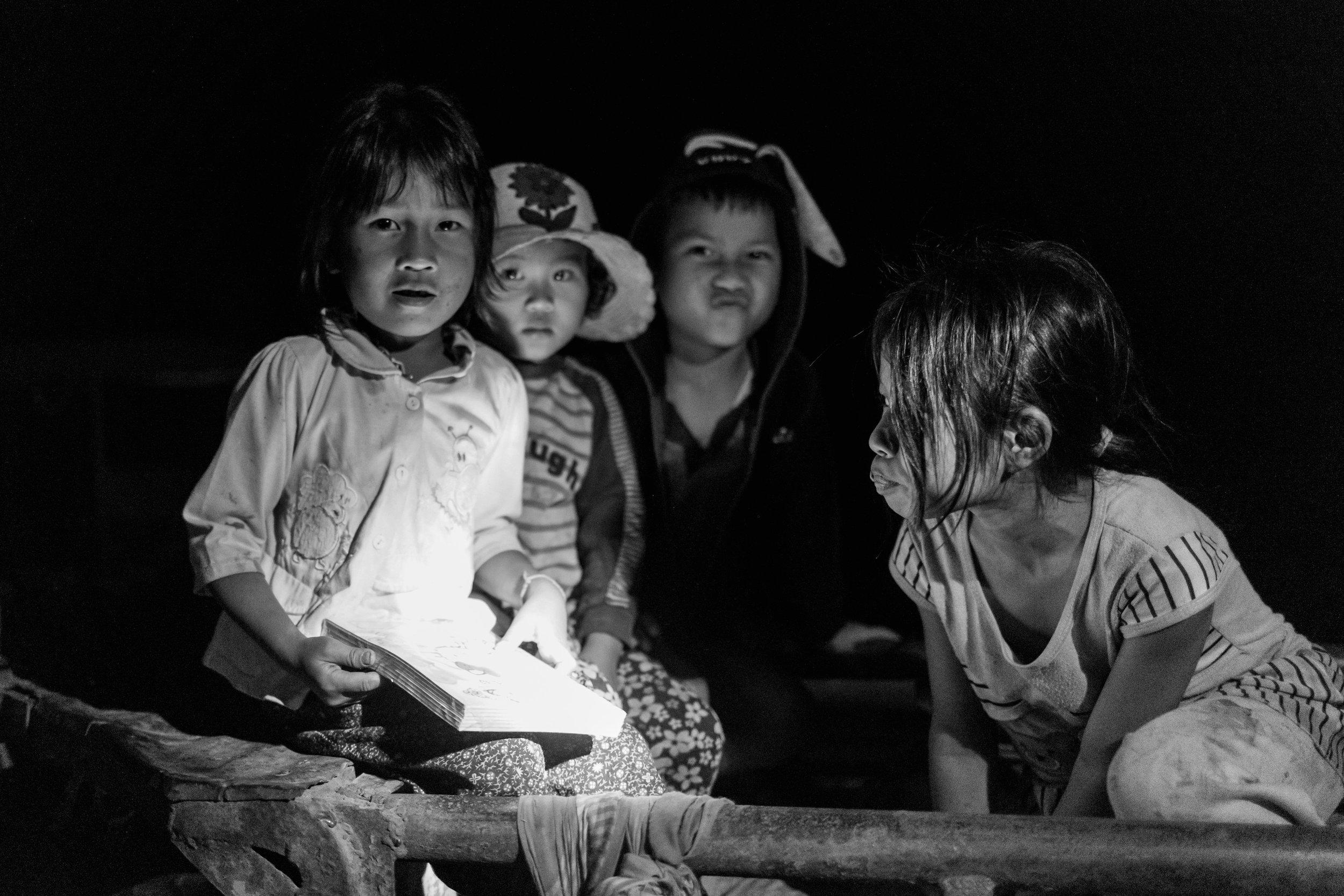 Oliver Twist, Khampong Phluk - December 2017