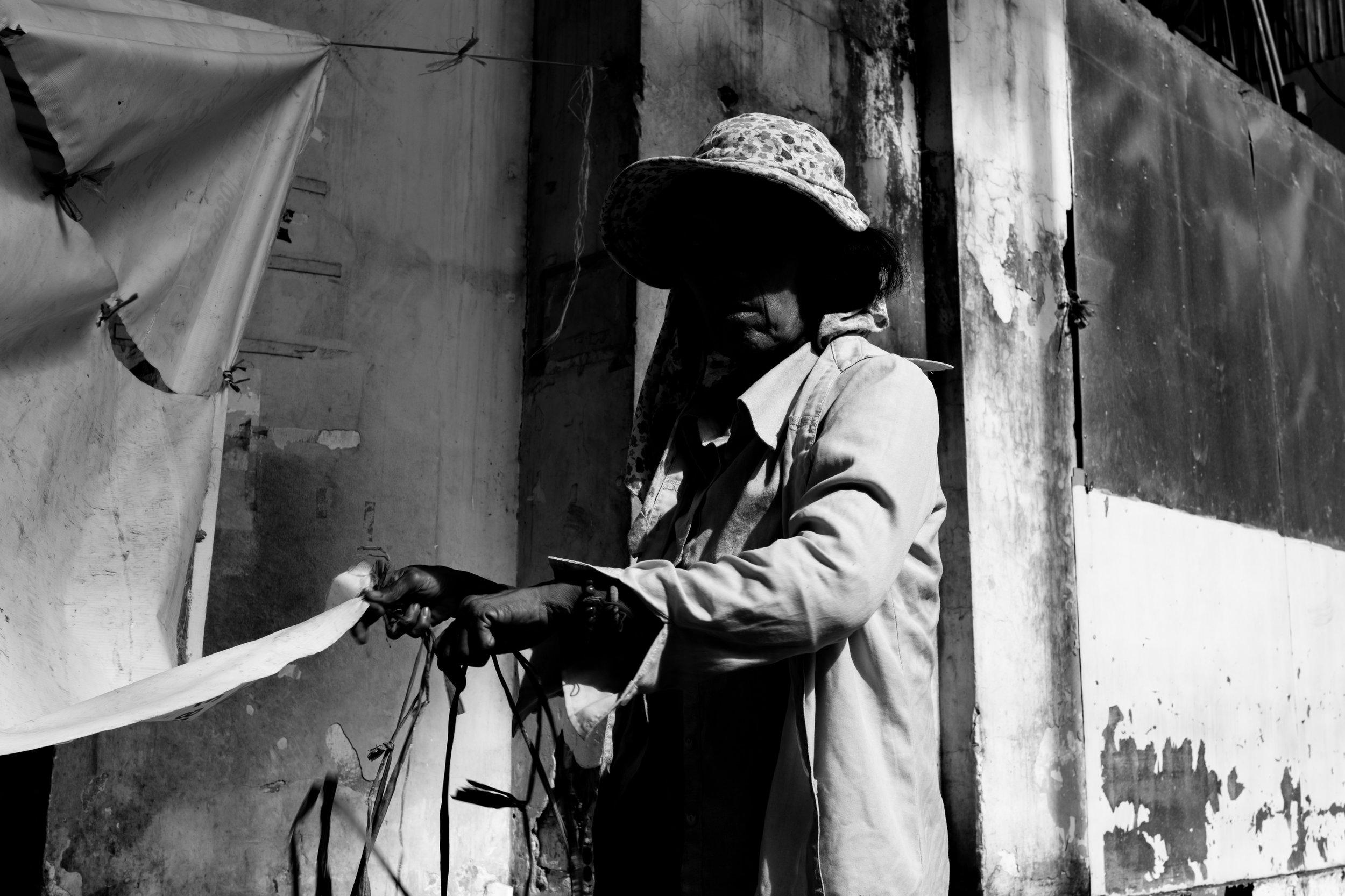Untitled,Ho Chi Minh -December 2017