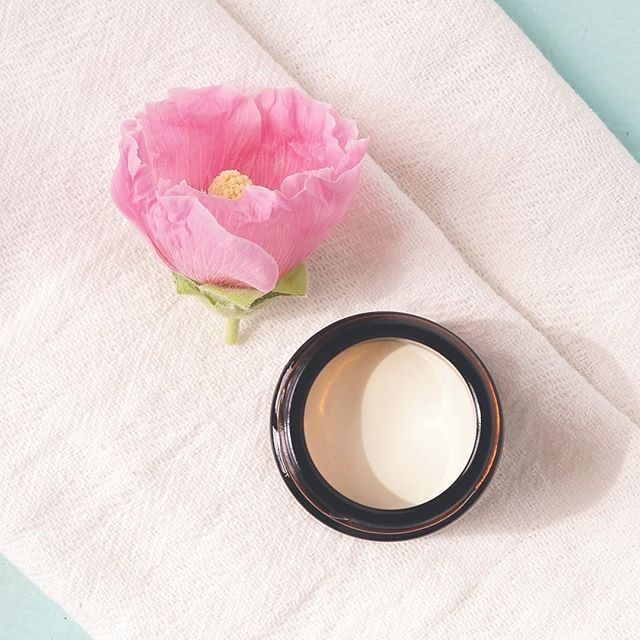On the blog today! Another irrelevant flower and zinc oxide salve for baby bottoms 👶👍