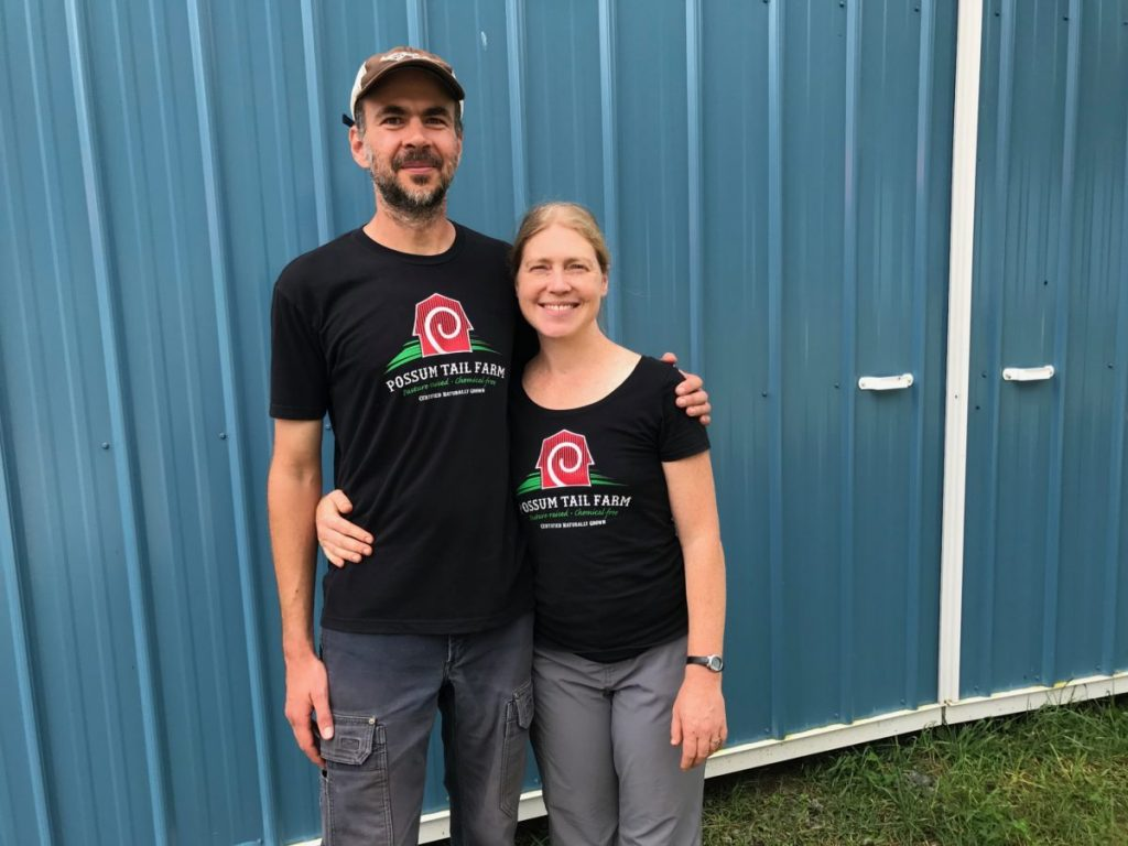 Farmers Jennie and Brian Kahly found WV law made it hard to finance a solar array. (Brittany Patterson | Ohio Valley ReSource)