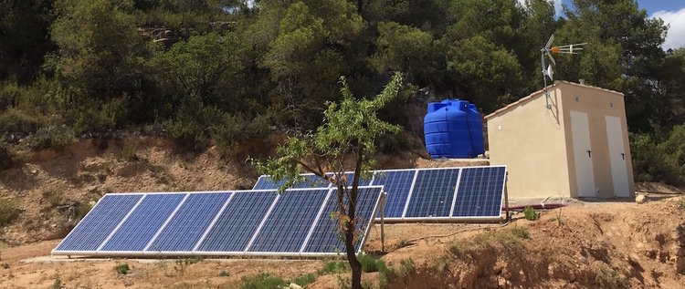 Getting started with off-grid solar — Simple Living in Spain Blog