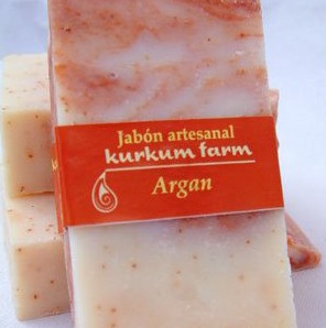 My friend Rekha at  Kurkum Farm  makes fantastic and healthy soap, amongst other products
