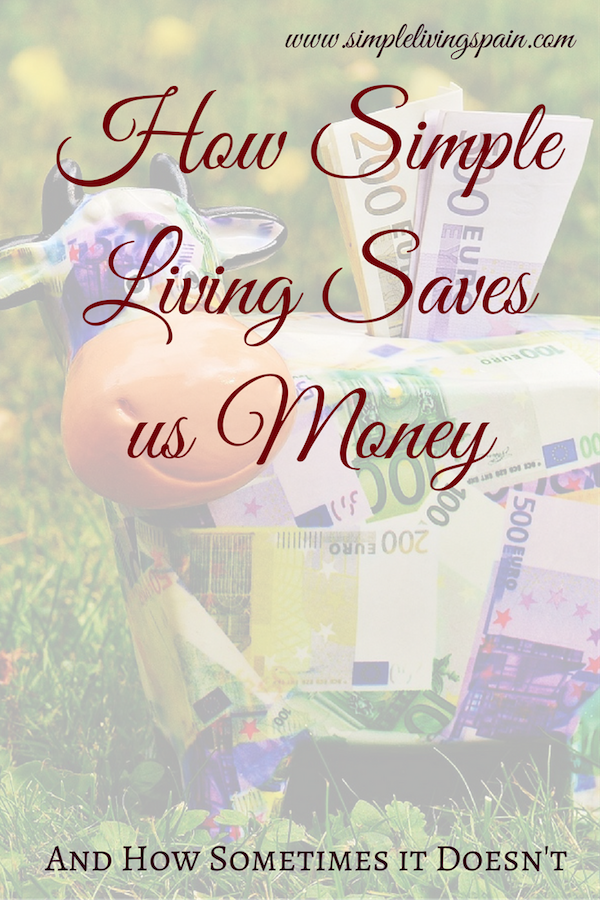 How simple living off the grid saves us money - and sometimes it really doesn't | Sunny Simple Living